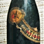 "1914 The Story of a ""Mott – Sec americain – Cuvée 1914"" bottle of wine brought from the USA to Romania in 1914 as well as a brief history of its former owner, item 3"