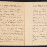 1 Num 1029 - Journal de guerre de Louis Rimet., item 75