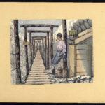 Auberive 1916, un puits en tranchée