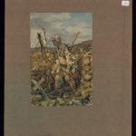 Alphonse Robine à Verdun juillet 1916
