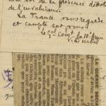 FRBMBO-070 Histoire du soldat Albéric Bru