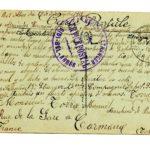 Carte postale d'Oran