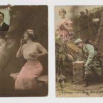 FRBNBU-020 Tendresse sur fond de guerre entre Léon Olin et son épouse Madeleine