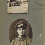 Fritz Düngel 1914 und 1918