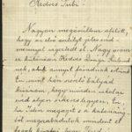 List Ernesta Scherfela domov