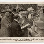 FRAD067-102 Albert Daltroff, Mosellan engagé dans l'armée allemande, correspond avec sa fiancée, item 7