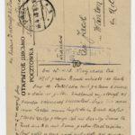 FRAD067-102 Albert Daltroff, Mosellan engagé dans l'armée allemande, correspond avec sa fiancée, item 12