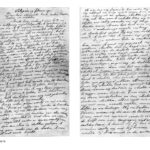 Een brief naar het thuisfront van Petrus Franciscus Marivoet, item 1