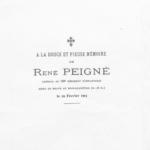 FRBNBU-162 Un pélerinage et un témoignage pour René Peigné mort pour la France au Bois-le-Prêtre
