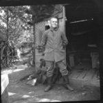 Kriegsfotos Walter Naumann - lose Negative