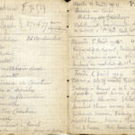 FRBMLI-092 Carnet de guerre de mon grand-père Fernand LECLERCQ