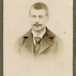 Portrait de mon grand-père Fernand Leclercq
