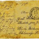 Feldpostkarte Weihnachten 1915, item 2