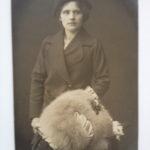 Meine Urgroßmutter Paula Hark etwa 1903