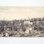 Feldpostkarte , 17.4.1915, Vouziers, Frankreich