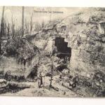 Feldpostkarte, 10.3.1916, Steinbrüche von Soissons, Frankreich