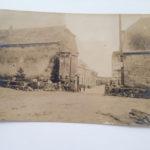 Foto, Feldunterkunft der 11. Kompagnie, Res.Inf.-Reg. 65, 6.3.1916
