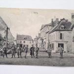Feldpostkarte, Vailly, 16.3.1916