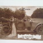 Postkarte an K.Eckenbach an die Front, 5.1.1916