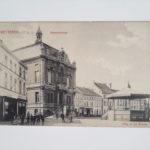Feldpostkarte aus Wetteren, Belgien, 30.3.1917