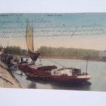 Feldpostkarte von K. Eckenbach aus dem Lazarett, Hasselt, 24.3.1917