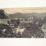 Feldpostkarte an K. Eckenbach, 20.1.1916, Reserve-Lazarett Schladern, Sieg