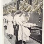 Serie Kriegspostkarten von B. Wennerberg Nr.2,