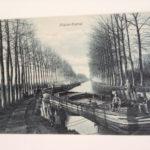 Feldpostkarte, 3.2.1916, Aisne-Kanal