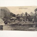 Feldpostkarte, 17.2.1916, Zuckerfabrik Soissons