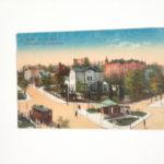Feldpostkarte, 24.10.1916, Lemberg, Ukraine