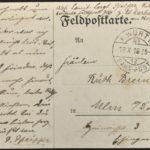 Briefe an Ruth Breining aus Ulm, item 14