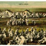 Le camp militaire du Larzac