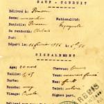 FRAD066_036_Jacques SALA, un étranger en France pendant la Grande Guerre, item 27