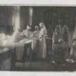 FRBNBU-165 Madeleine Favre infirmière correspond avec les soldats
