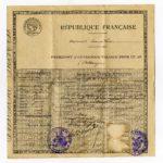 Passeport à l'étranger valable pour un an