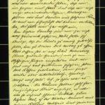 Hedwig Nehlsen schreibt ihrem Mann Wilhelm an die Ostfront - 1914, item 65