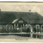Julius Topps Ostergrüße von der Ostfront an seine Familie in Soest