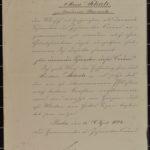 Kriegserinnerungen der Lazarettschwester Marie Delius, geb. Schiele, item 39