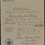 Kriegserinnerungen der Lazarettschwester Marie Delius, geb. Schiele, item 41