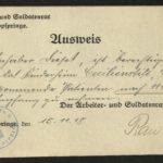 Kriegserinnerungen der Lazarettschwester Marie Delius, geb. Schiele, item 44
