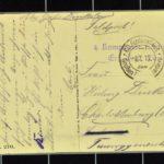 Feldpostkarten von Karl Dinkela an seine Frau Hedwig, Februar 1915 - Juli 1917, item 6