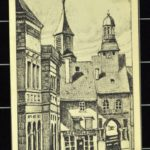 Feldpostkarten von Karl Dinkela an seine Frau Hedwig, Februar 1915 - Juli 1917, item 9