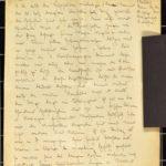 Hanna Diehl schreibt  aus Königsberg, item 2