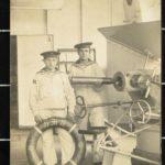 Matrose Wilhelm Deppner von der SMS König