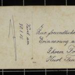 Matrose Wilhelm Deppner von der SMS König, item 35