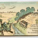 Feldpost- und Propagandapostkarten von Karl (Carl) Ahrens