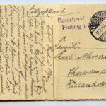 Feldpost- und Propagandapostkarten von Karl (Carl) Ahrens, item 4