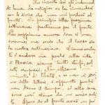 Lettere dello zio Giulio Feroggio, item 1