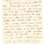 Lettere dello zio Giulio Feroggio, item 3