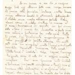 Lettere dello zio Giulio Feroggio, item 61